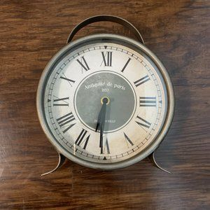 antique inspired clock - battery powered